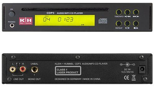 Klein&Hummel CD MP3 speler 502245