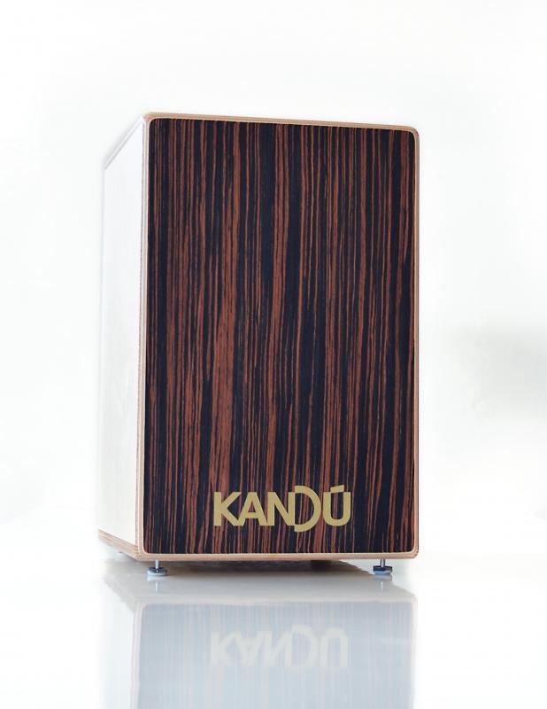 Kandú Cajon - Flame Jungle Vibe