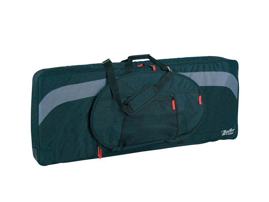 KBT-117-BG  Boston Super Packer keyboard bag