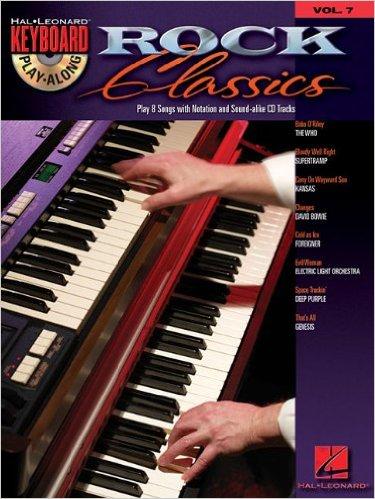 Keyboard Play-Along Vol. 7: Pop/Rock Classics