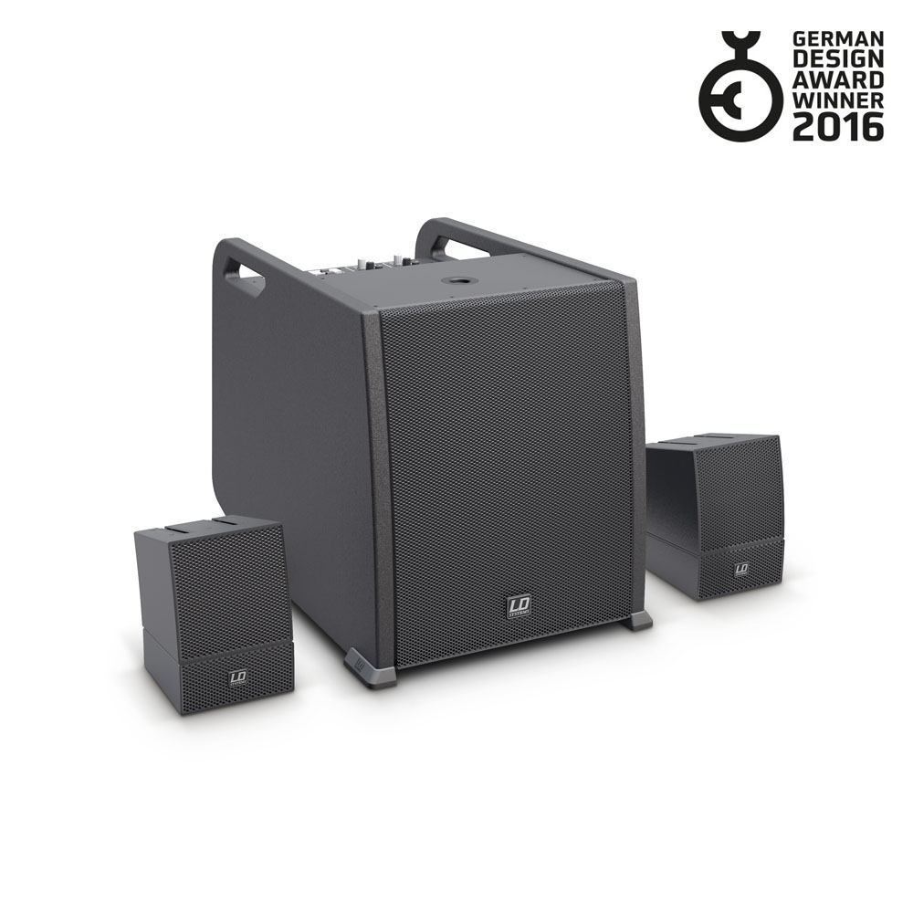 LD Systems CURV 500 AVS - Portable Array System AV Set