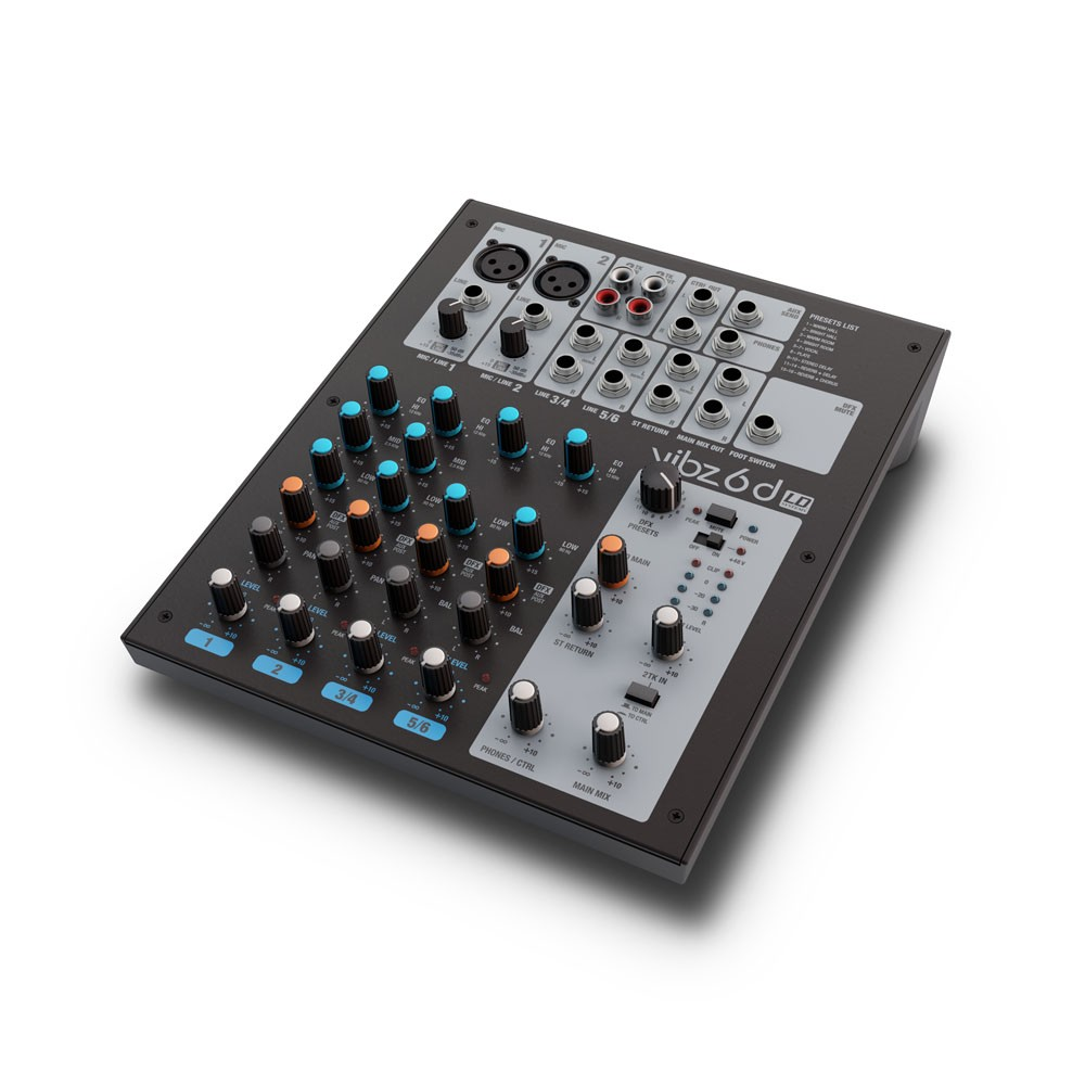 LD Systems VIBZ 6D mixer