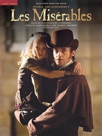 Les Misérables Easy Piano Select. from the Movie