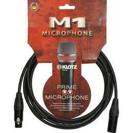 Microphone kabel Klotz 7,5m