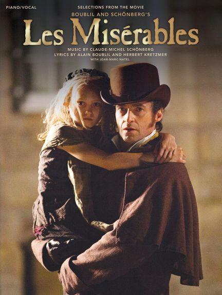 Les Misérables songbook