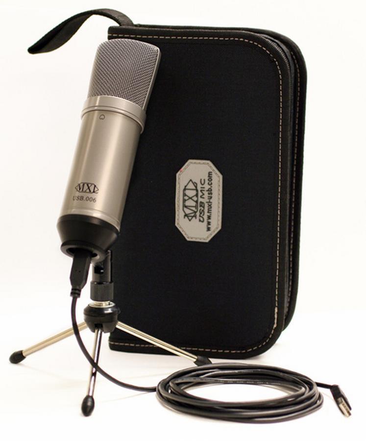 MXL USB-006 Powered usb condensator microfoon opruiming