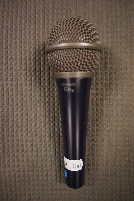 Electro Voice Cobalt CO9 microfoon (Occasion).
