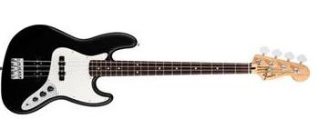 Fender Standard Jazz Bass rw/bk