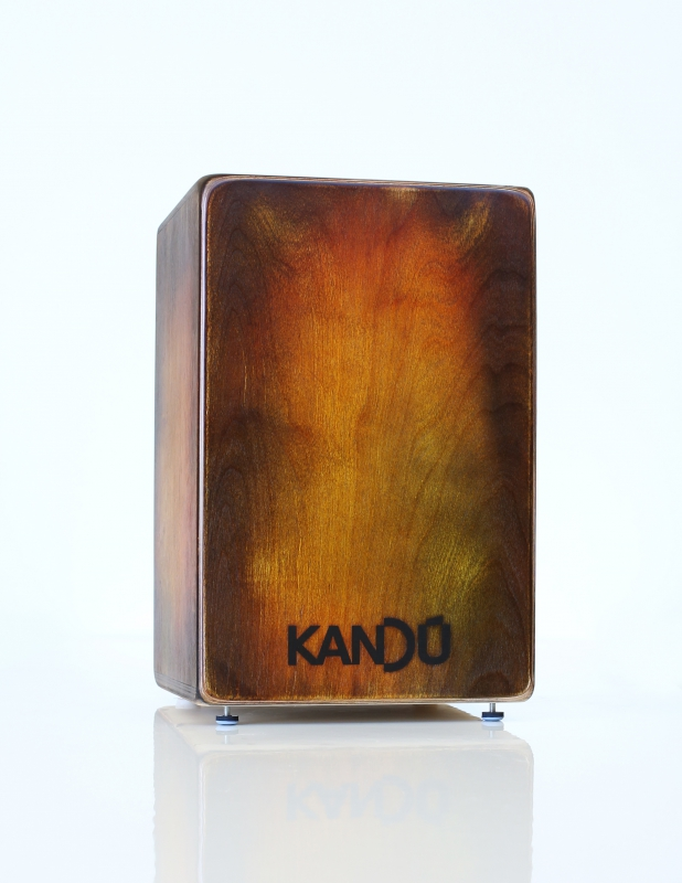 Kandú Cajon: Flame Wild