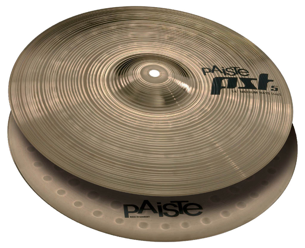 "Paiste Pst 5 14"" Medium Hi-Hat"