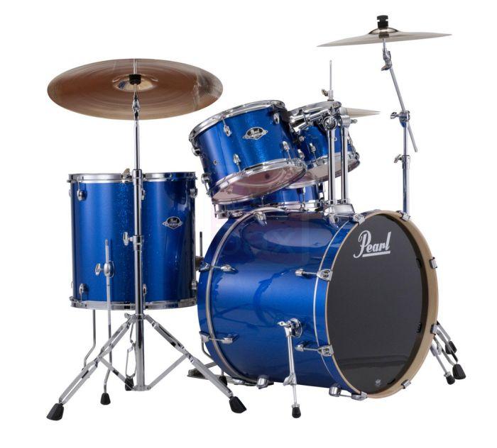 Pearl Export EXX725SBR Blue Sparkle