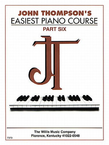 Easiest piano course Six