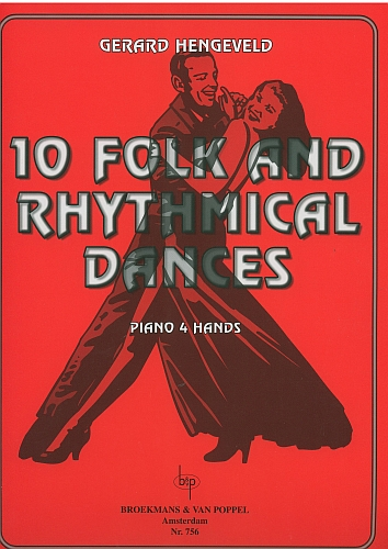 10 Folk and Rythmical Dances