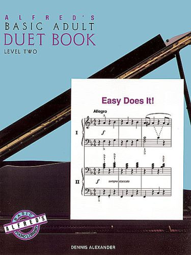 Alfred's Basic Adult Duet Book 2
