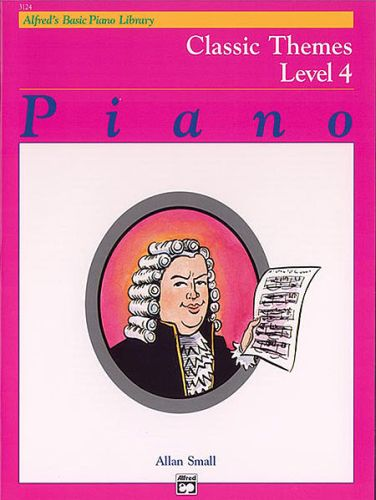 Alfred's Piano Classic Themes 4