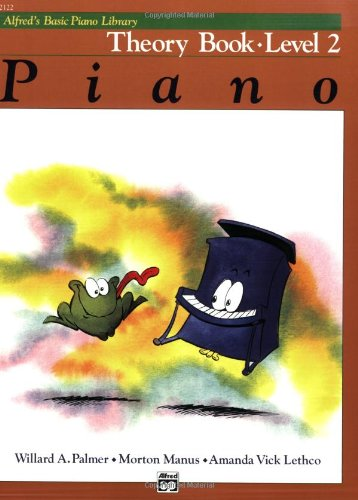 Alfred's Piano Theory Book 2