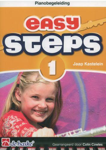 Easy steps 1 Pianobegeleiding - Jaap Kastelein
