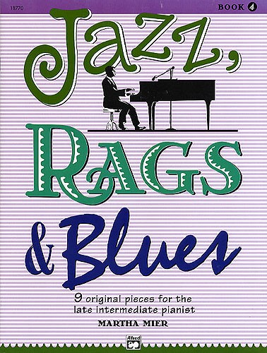 Jazz, Rags & Blues 4