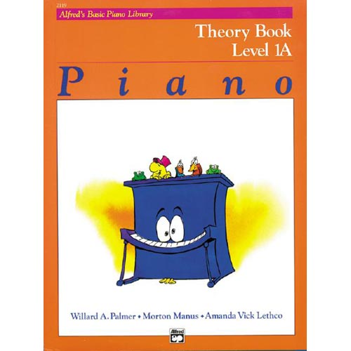 Alfred's Piano Theory Book 1A
