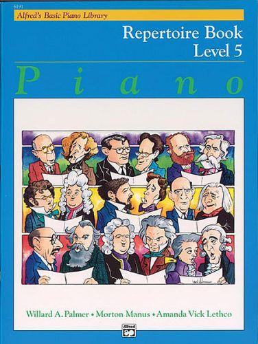 Alfred's Piano Repertoire Book 5