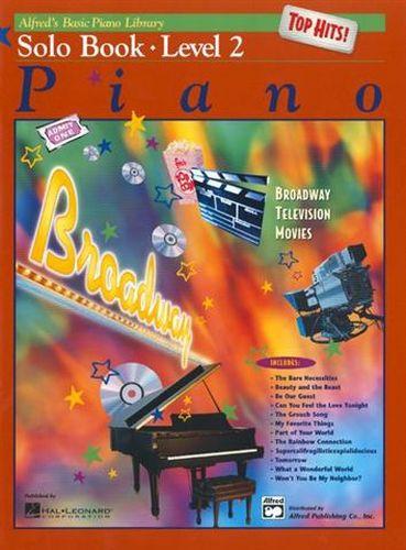 Alfred's Piano Solo Book 2