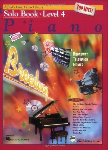 Alfred's Piano Solo Book 4