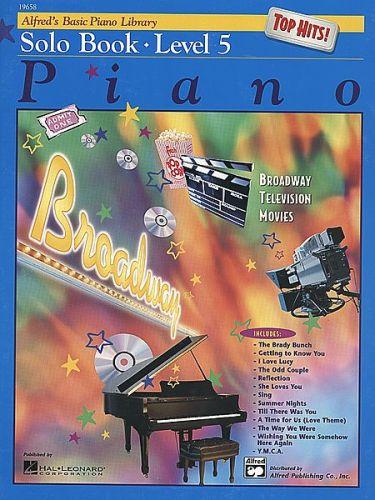 Alfred's Piano Solo Book 5