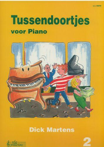 Tussendoortjes voor Piano 2