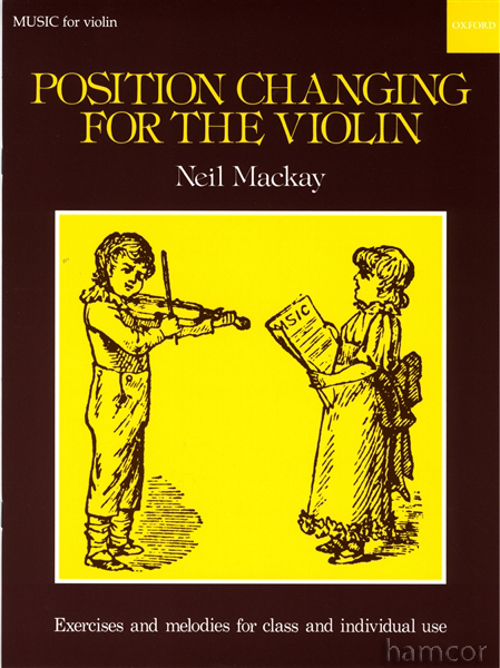 position changing for the violin - Mackay