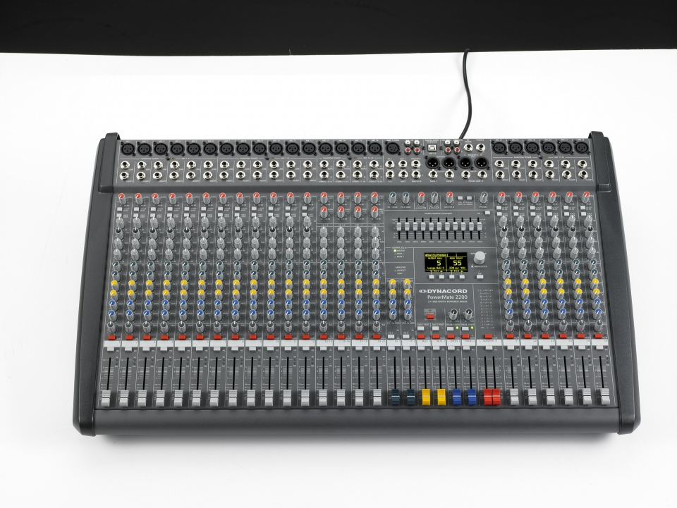 Dynacord Powermate 2200 MK 3
