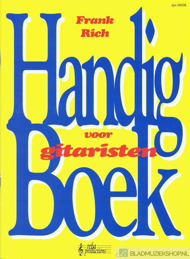 Handig Boek voor Gitaristen - Frank Rich