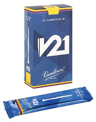 Vandoren V21 rieten Bb klarinet