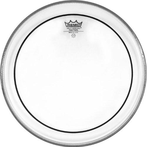 "Remo Clear Pinstripe 13"" drumvel"