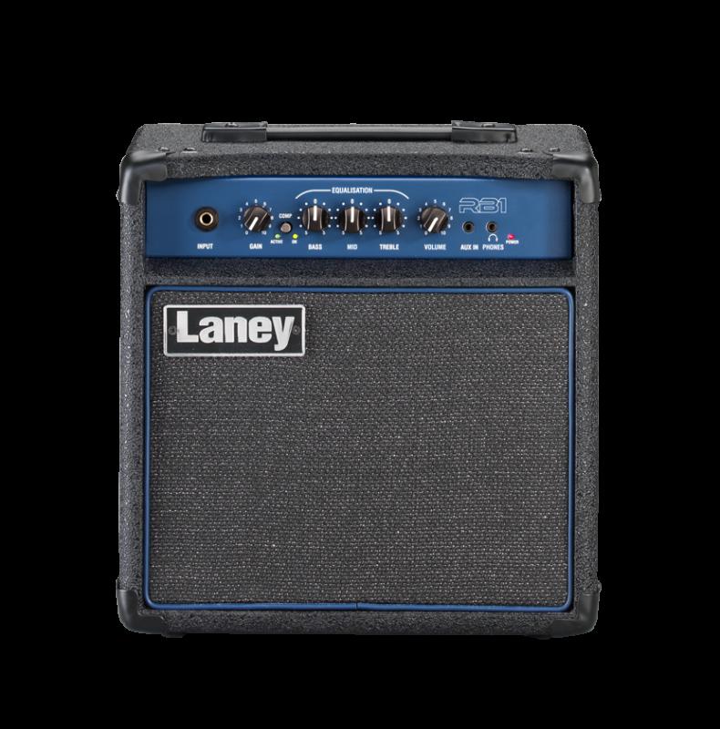Laney Richter bass RB1