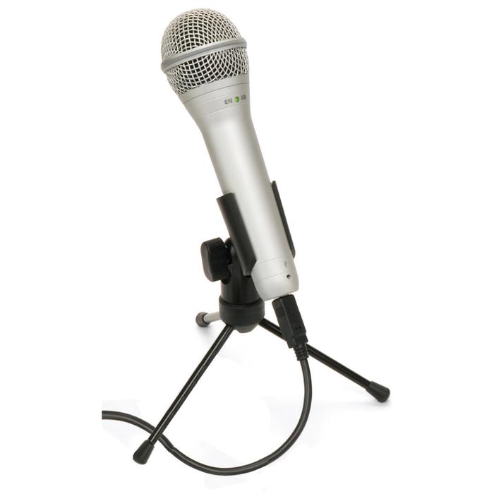 Samson Q1U dynamische usb microfoon