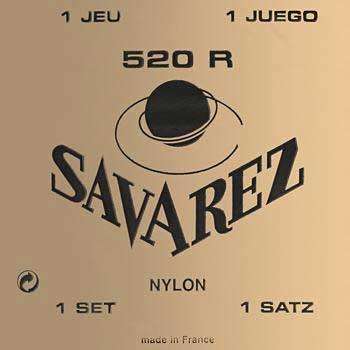 Savarez 520 R klassieke gitaarsnaren