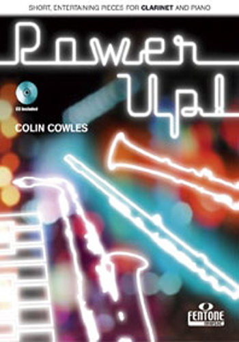 Power Up! - Colin Cowles +cd