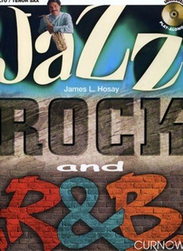 Jazz Rock and R&B +cd
