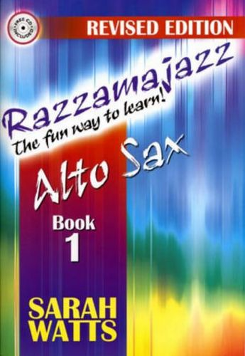 Razzamajazz 1 +cd - Alto sax