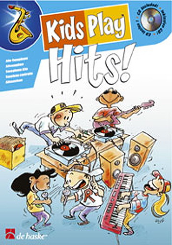 Kids play Hits +cd