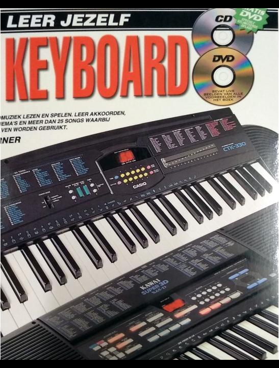 Leer Jezelf Keyboard