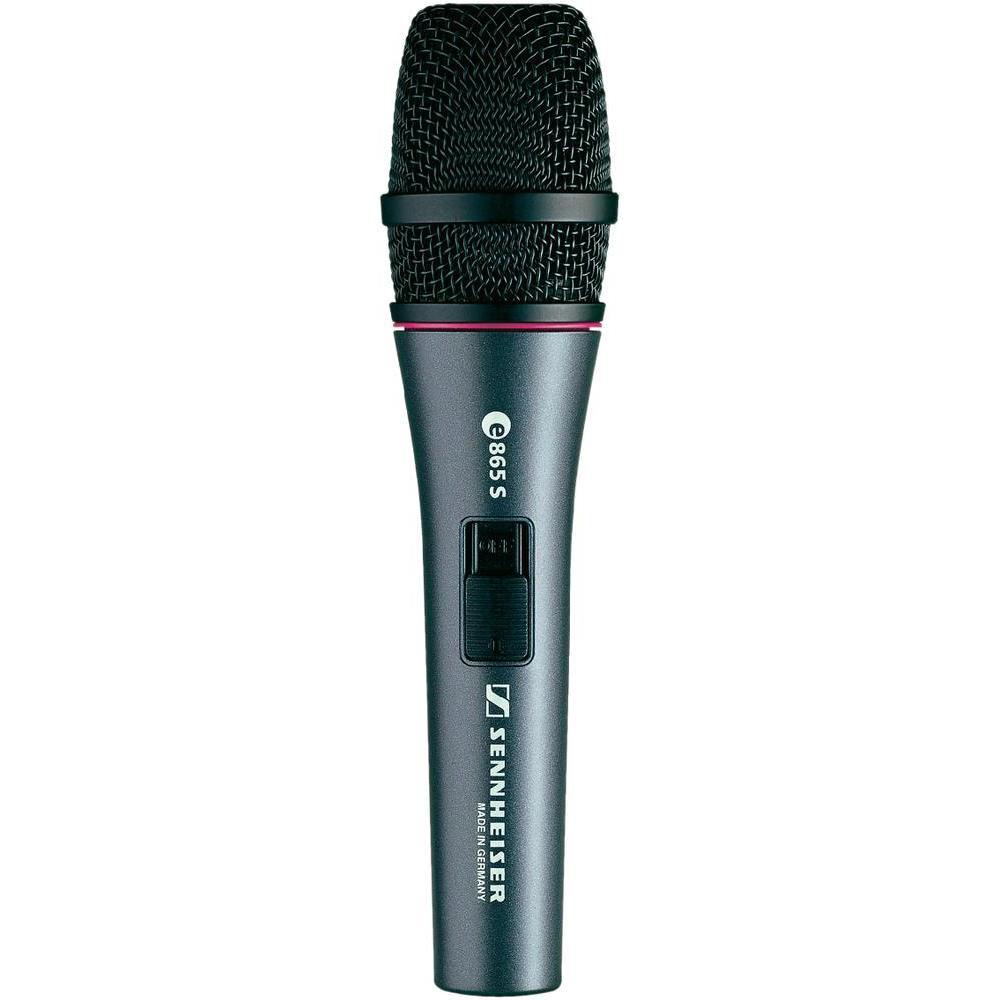 Sennheiser E865-S condensator zangmicrofoon