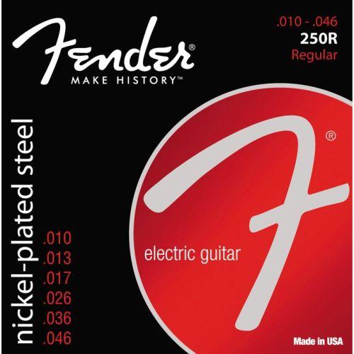 Fender 250R .010- .046 drie set aanbieding