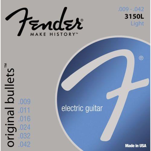 Fender 3150L .009- .042 drie set aanbieding