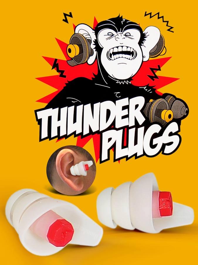 ThunderPlugs gehoorbescherming