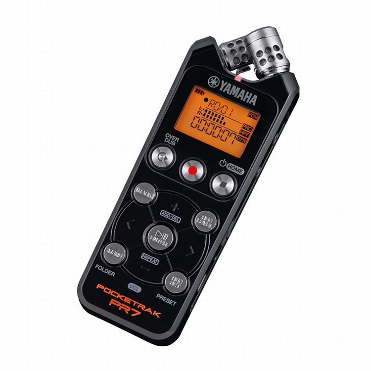 Yamaha Pocketrak PR7 Digital Recorder