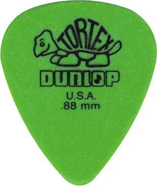 Dunlop Tortex .88 mm 12-pack