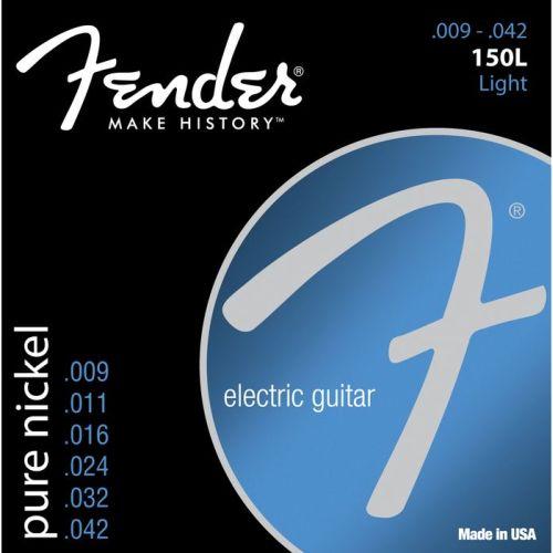 Fender 150L .009- .042 drie set aanbieding
