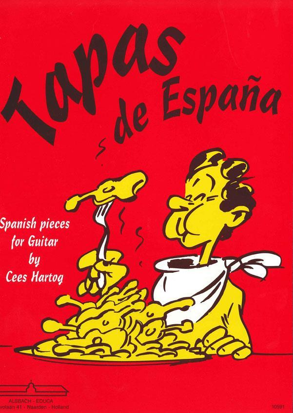 Tapas de Espana - Cees Hartog