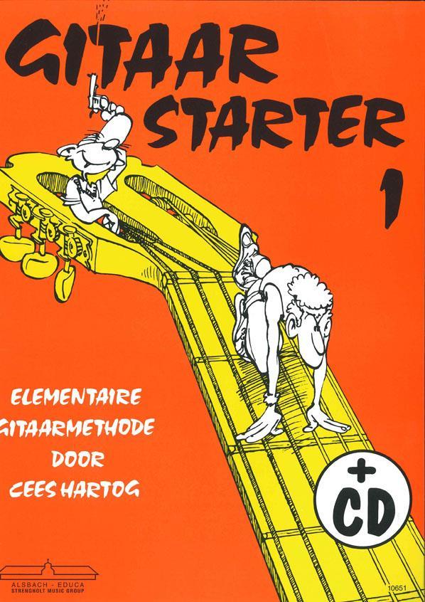 Gitaar Starter 1 - Cees Hartog